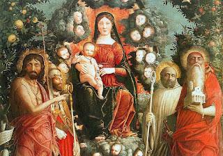Pala Trivulzio di Andrea Mantegna