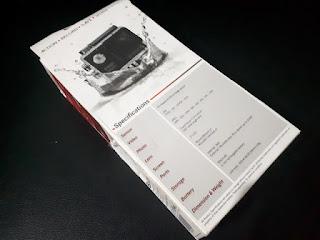 Kamera Brica B-Pro 5 Alpha Edition Basic Silver Bonus Tshirt Sisa Stok