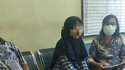 MIRIS, Sejak SD Ditinggal Ortu, Siswi SMK di Medan Ini Diduga Korban Salah Tangkap Kasus Sabu