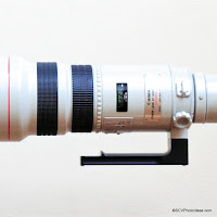 Hejnar Photo H126 Replacement Foot for Canon EF 500 mm f/4.5 L USM Lens