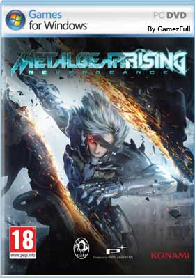 Metal Gear Rising Revengeance PC [Full] Español [MEGA]