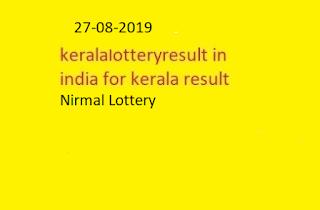 nirmal lottery sthree sakthi lottery result