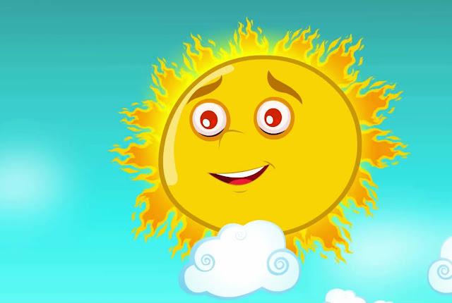 قصة الشمس و الرياح