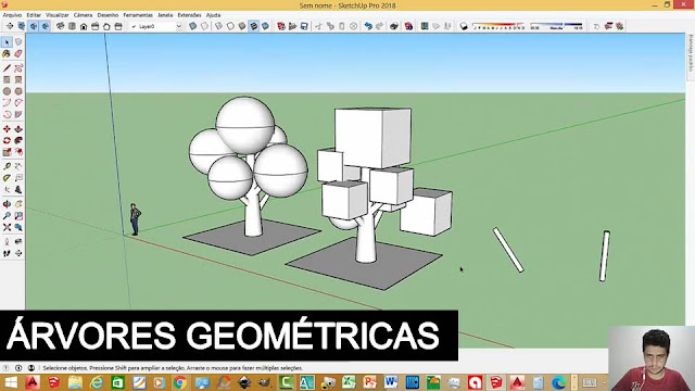 Estudo da Forma – Árvores Geométricas