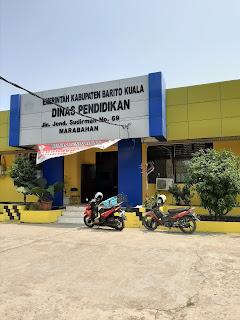 dinas pendidikan kota marabahan