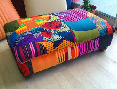 Ankara Inspired Home Decoration Ideas