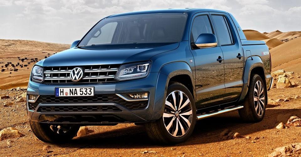 VW Amarok May Reach The United States