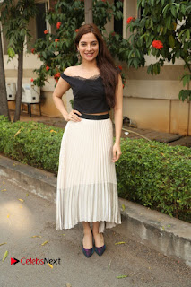 Telugu Actress Tanya Hope Stills at Appatlo Okadundevadu Audio Launch  0274.JPG