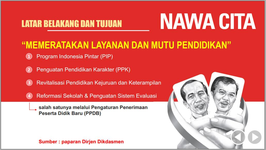 Ppdb Berbasis Zonasi 2018 Zuhri Indonesia