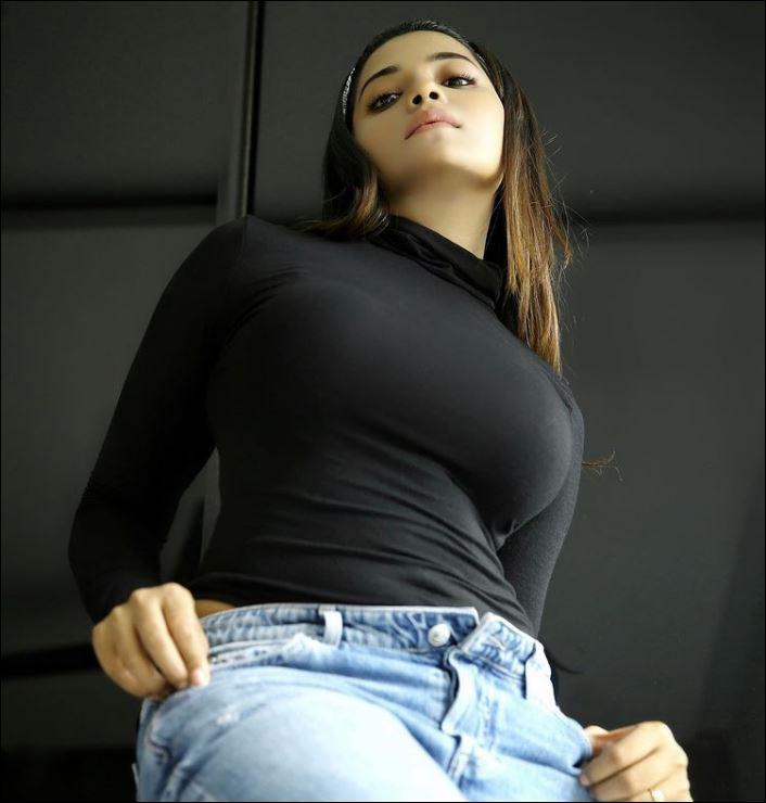 Aathmika Photoshoot Stills