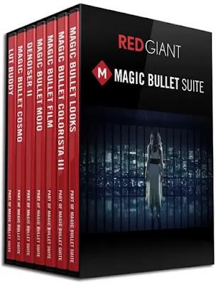 Red Giant Magic Bullet