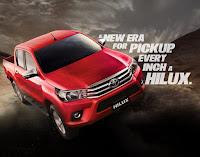 Tempat Kredit Mobil Toyota All New Hilux