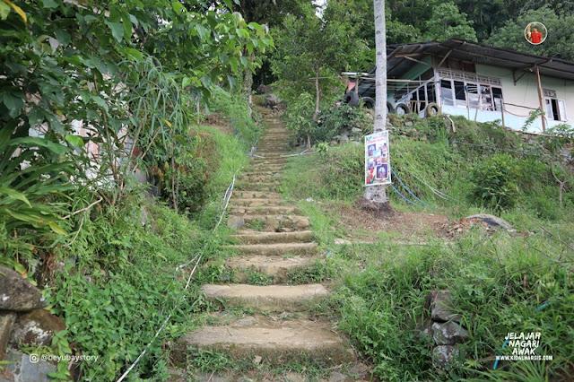 Janjang 500 Padang
