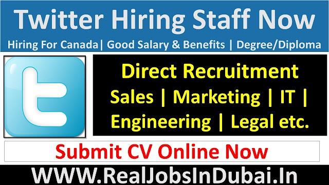 Twitter Careers Jobs Opportunities In Canada & World Wide.