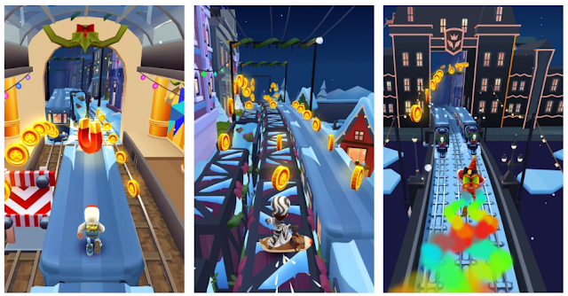 Subway Surfers MOD Apk unlimited money and keys