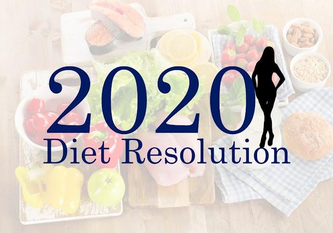 2020 Diet Resolution