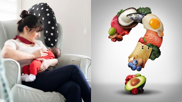 cara diet untuk ibu menyusui