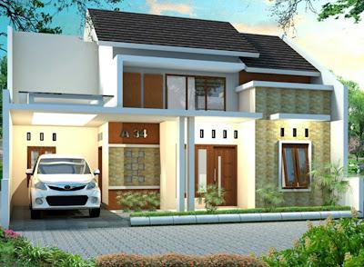 Desain Rumah Minimalis griyapropertindo
