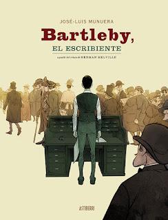 Bartleby, el escribiente  José Luis Munuera