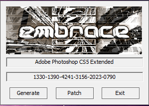 Serial Key Of Adobe Photoshop Cs5 Extended Keygenguru - poksdev