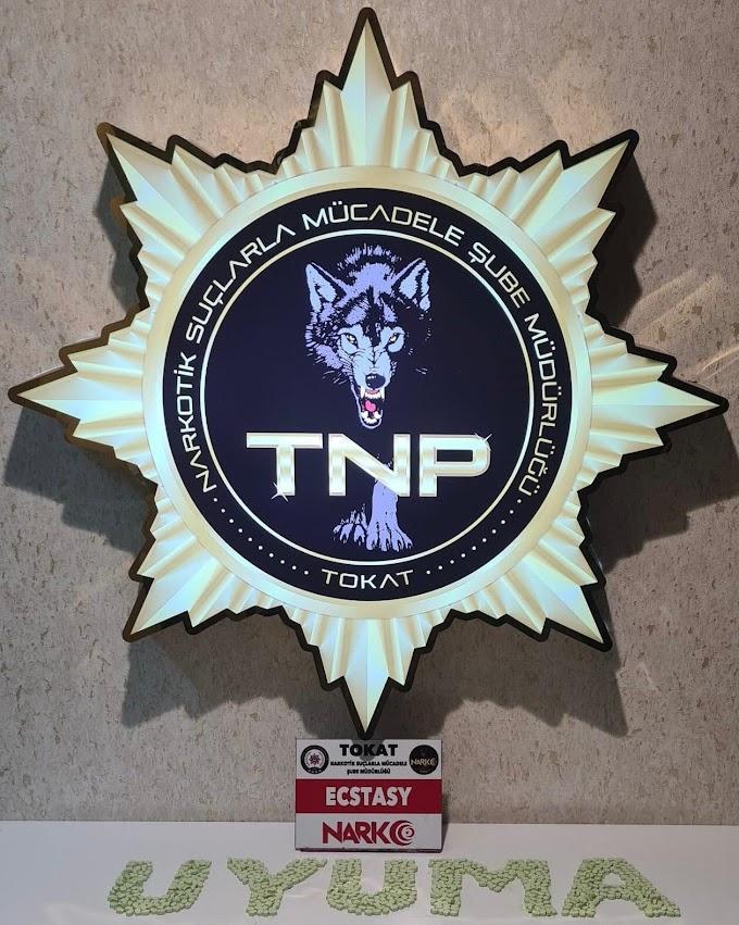 Tokat Emniyet Müdürlüğü Narkotik Suçlarla Mücadele