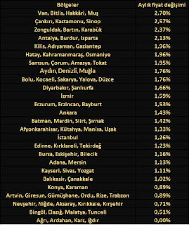 konut fiyat endeksi aralık 2019