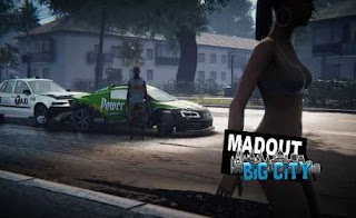 MadOut2 BigCityOnline Apk Mod v5.9 Data Money all OS for android