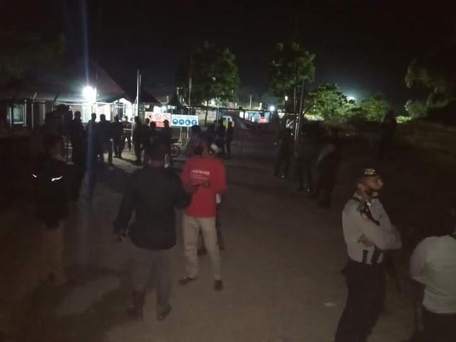 BREAKING NEWS, Lagi Warga Desa Panton Rayeuk T Kembali Mengungsi, Diduga Tercium Gas Beracun