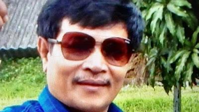 Najjar Lubis Turun Tangan Perbaiki Kerusakan Jalan di Pasbar