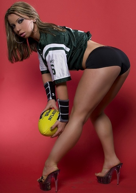 Beauty Babes 2013 New York Jets Nfl Season Sexy Babe -7578