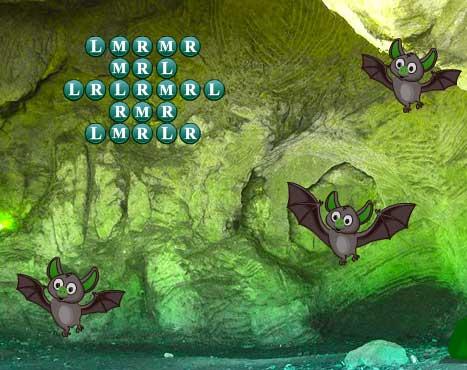 Juegos de Escape Online - Fuzzy Bat Cave Escape