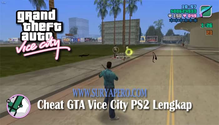 cheat gta vice city ps2 bahasa indonesia