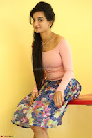 Janani Iyyer in Skirt ~  Exclusive 087.JPG