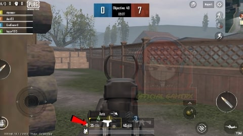pubg mobile lite uzi scope