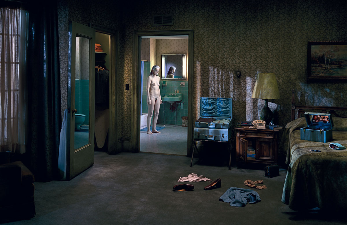 """Gregory Crewdson: """"Beneath the Roses"""""""