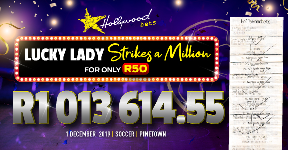 R1 Million WON for R50