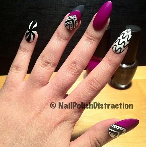 Almond Shaped Nails Tumblr   Joy Studio Design Gallery ...