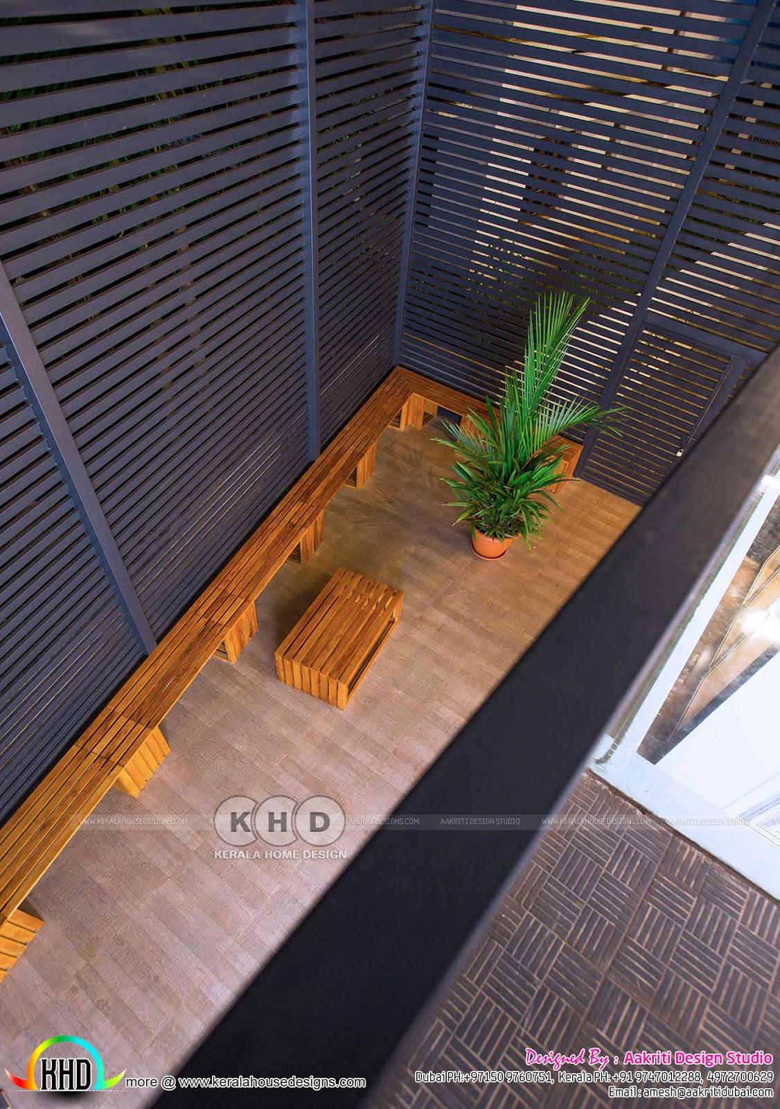 Finished Villa Interiors Designs Kerala Home Design And