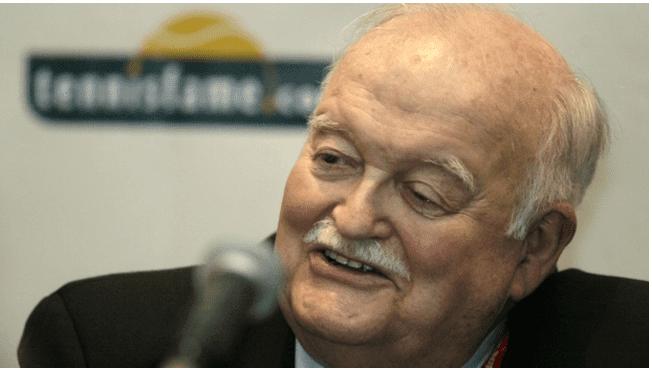 Acclaimed tennis photographer Russ Adams Dies Aged 86