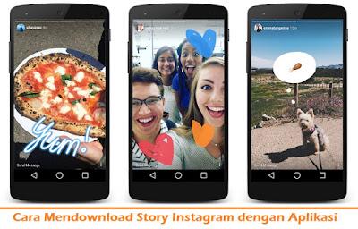 Cara Mendownload Story Instagram dengan Aplikasi (Termudah.com)