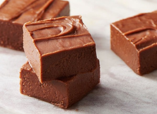 How chocolate fudge works
