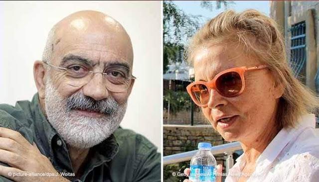 Sentencias de Ahmet Altan y Nazli Ilicak fueron anuladas en corte turca