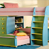 A new and simple children's bedrooms