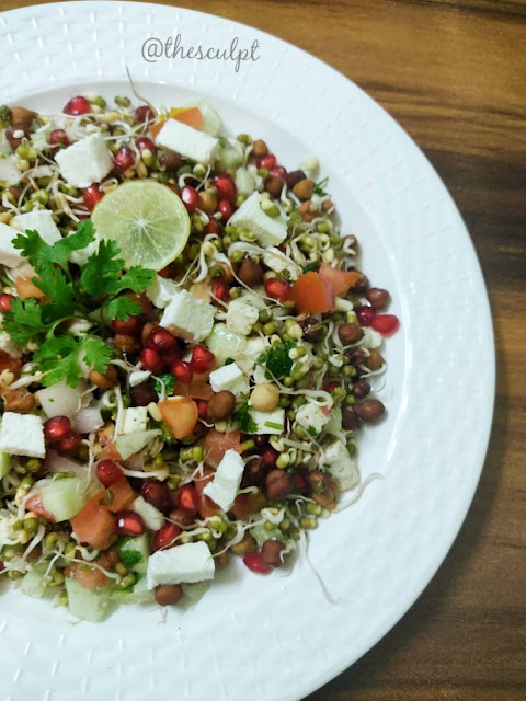 COOL SPROUTS SALAD