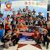 Sertu Aji Bangkit, Kembali Sumbang Medali Untuk Perpani Kabupaten Malinau