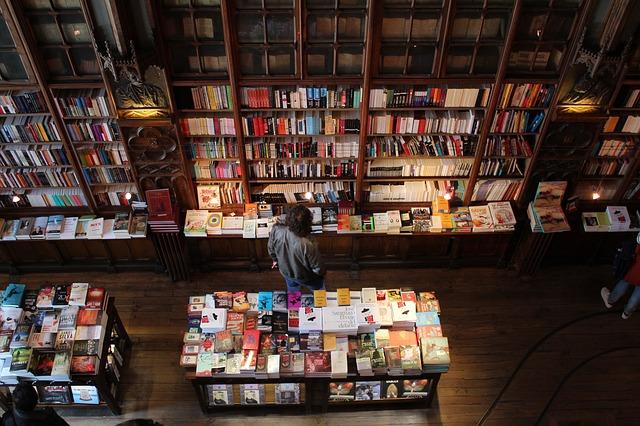 gambar toko buku
