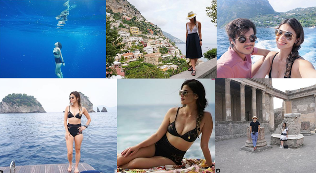 Anne Curtis Stuns With Her Mesmerizing Bikini Body In Italy!