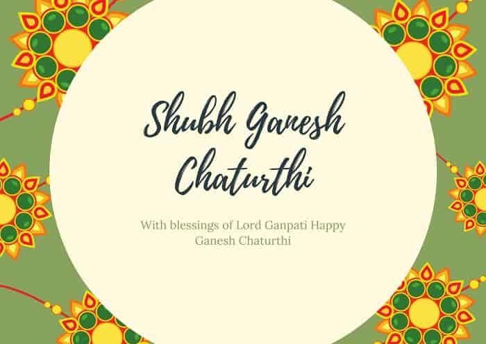 ganesh chaturthi wishes cards