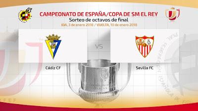 Cádiz Sevilla Copa