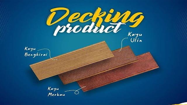 3 jenis decking terbaik untuk dermaga